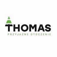 Thomas - przyjazne otoczenie